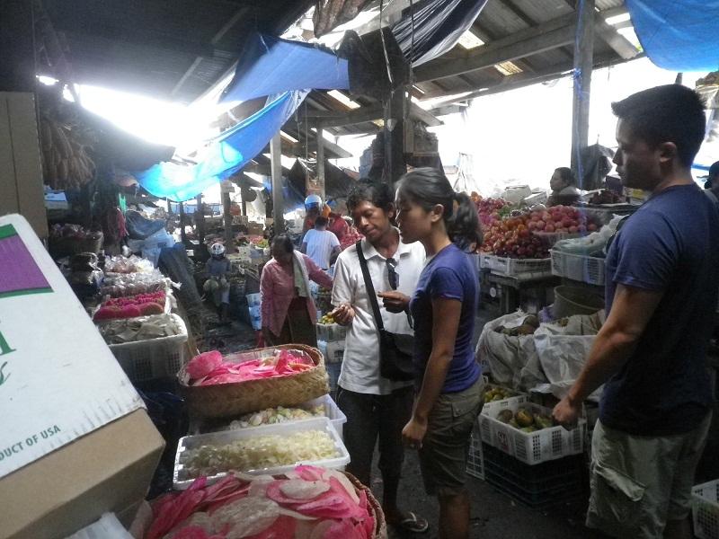 market-visit